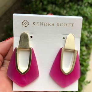 Kendra Scott Kensley Azalea Illusion Earrings